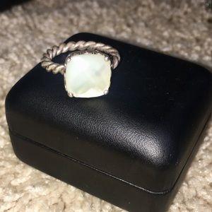 Pandora opal ring